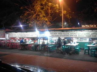 Tempat Makan Di Tangerang Nasi Uduk Kebon Kacang Pasar 8 Alam Sutra