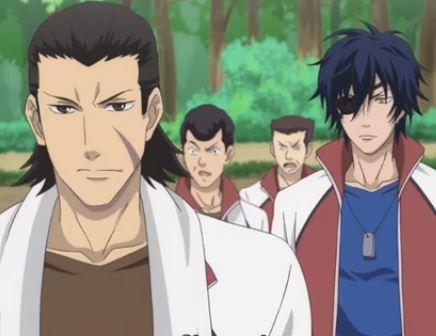 Gakuen Basara – Episódio 02