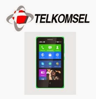 Harga Nokia X Android Bundling Telkomsel