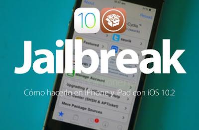 كيفية جيلبريك جميع اصدارات iOS 10 بدون كمبيوتر iPhone و iPad