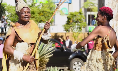 Video Eric Omondi – HANDSHAKE