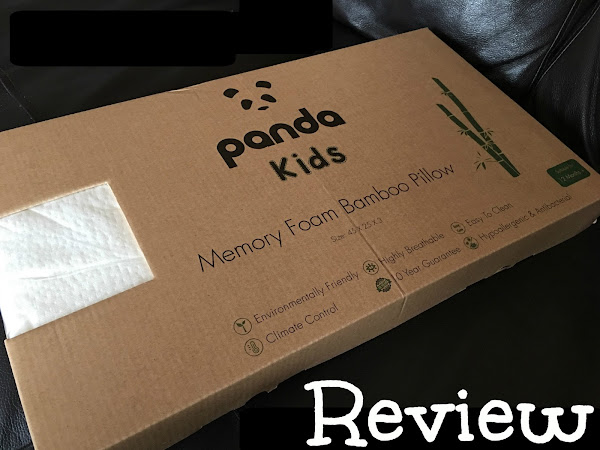 Panda Memory Foam Bamboo Pillow Review