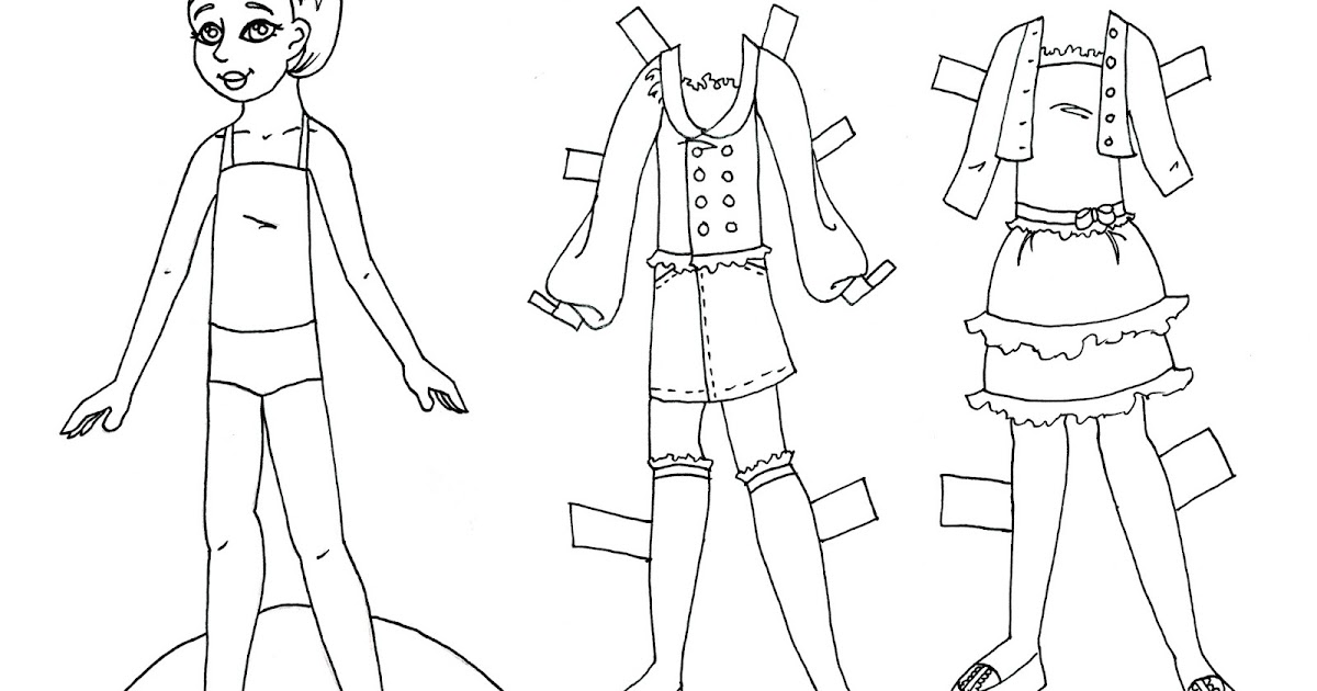 Paper Doll School: Working with Corel Painter: Part 2