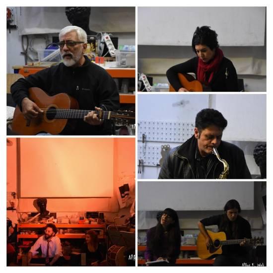 Project Μάταλα: 10, 11 & 18 Νοεμβρίου @ Στο Σχολείο