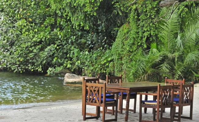 Xvlor Rubondo Island National Park is island reserve in Lake Victoria