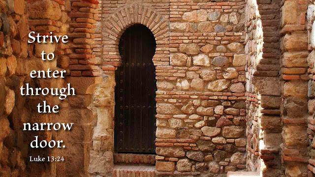Pintu Yang Sempit