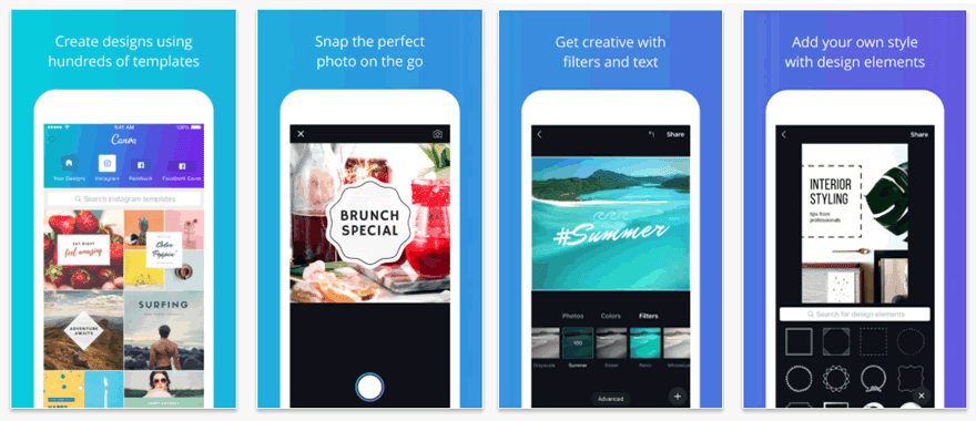 Canva is one of the best tools for designers and marketing professionals