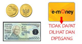 Perjalanan Uang Dari Koin Ke Elektonik