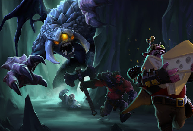 Dota 2 dispondrá de un modo battle royale llamado ``The Underhollow´´