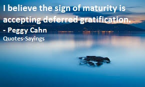 quotes about maturity