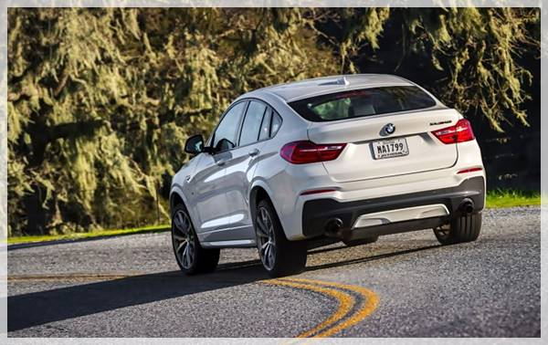 2019 BMW X4 M40i SUV Launch