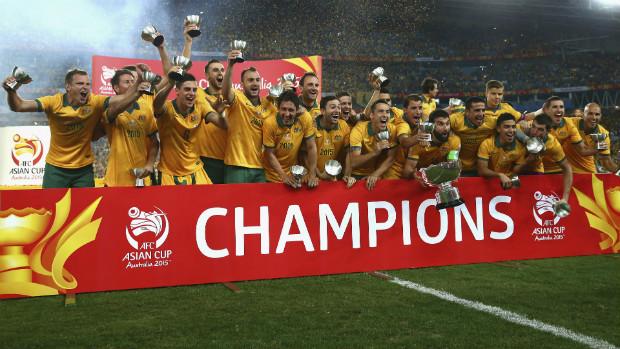 Guia da Copa das Confederações - Austrália