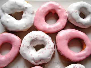 Recette de donuts américains avec glace royale