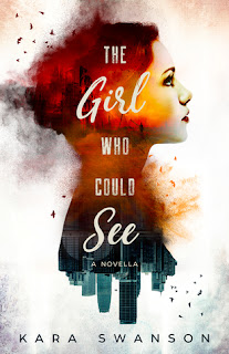 the girl who could see [cover image]