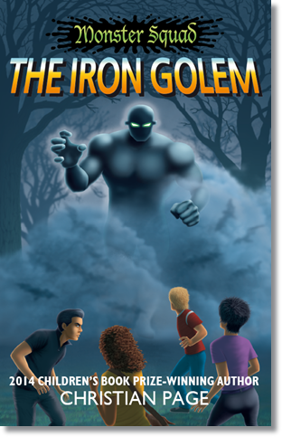 Monster Squad - The Iron Golem (Christian Page)