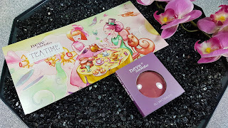 Neve Cosmetics - Tea Time Collection - packaging cialde