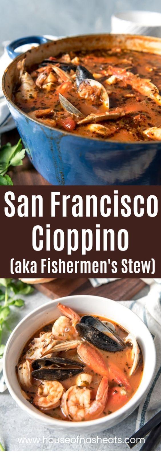 San Francisco Cioppino