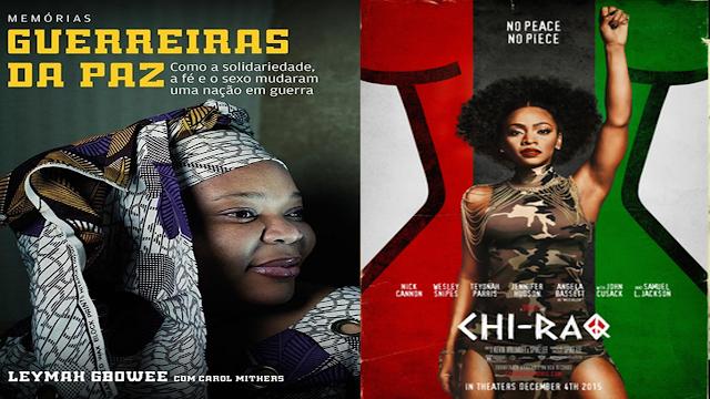 Sem paz, Sem sexo!! - Comedia grega inspira filme de Spike Lee (Chi-Raq), que tem em seu enredo inspiração de uma historia africana real