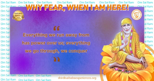 Shirdi Sai Baba Blessings - Experiences Part 2555