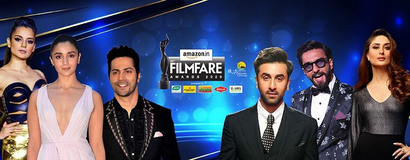 65Th Filmfare Awards 2020 Main Event WEBRip 480p 800Mb x264
