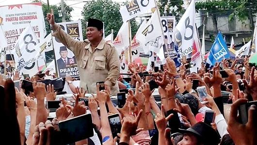 Sampel C1 Versi UKRI dari Daerah Kantong Suara Prabowo-Sandi