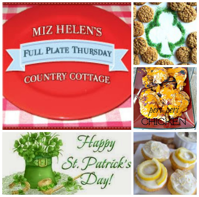 Full Plate Thursday, 423 at Miz Helen's Country Cottage