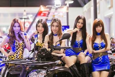 Motor Expo Muang Thong Thani Thailand