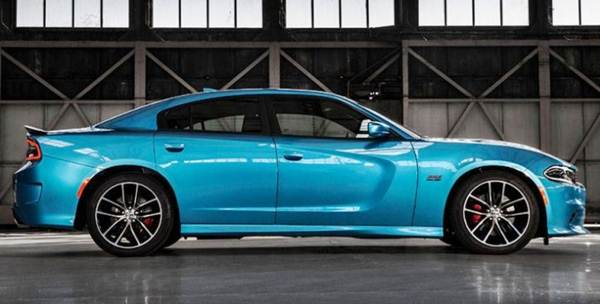 2017 Dodge Charger Release Date