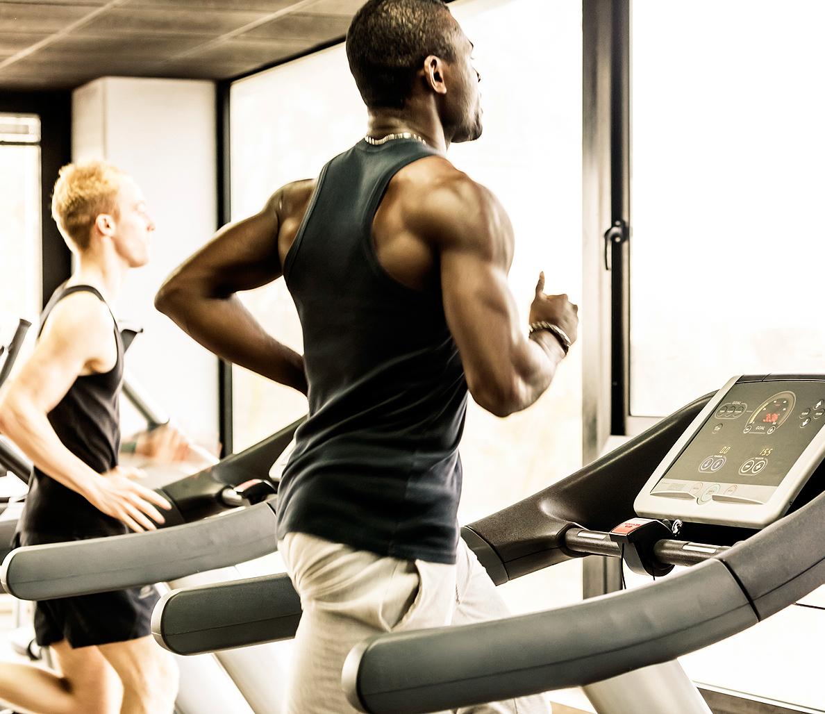 Tips Membakar Lemak Sekaligus Membentuk Otot