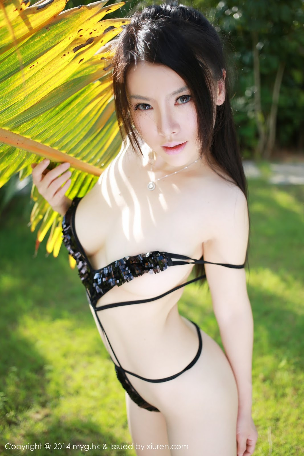 0125 - Hot Photo Model MYGIRL VOL.31