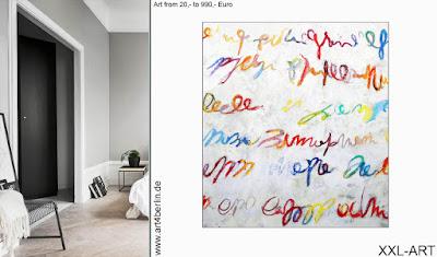"""""""Modern Art"""", junge Kunst aus Berlin, erschwingliche Preise!"""