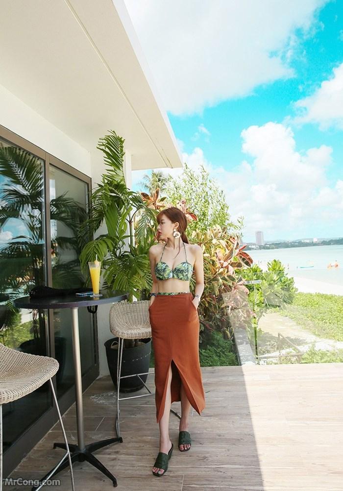 Image Kim-Hye-Ji-Hot-collection-06-2017-MrCong.com-017 in post Người đẹp Kim Hye Ji trong bộ ảnh thời trang biển tháng 6/2017 (92 ảnh)