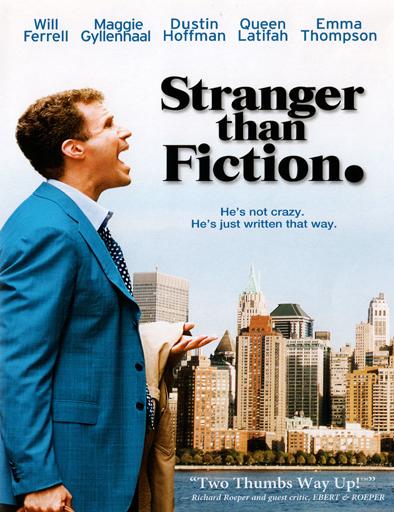 ver Más extraño que la ficción (Stranger Than Fiction) (2006) Online