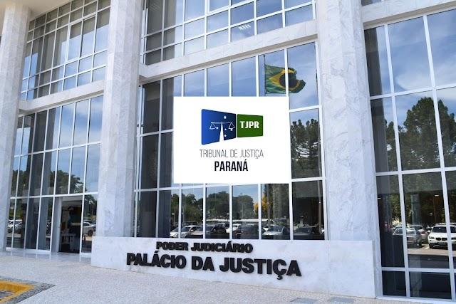 Tribunal de Justiça - PR define organizadora, edital 2017