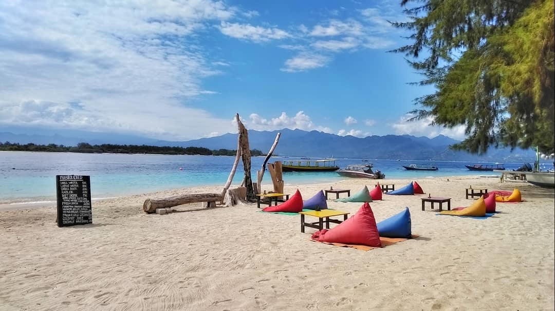 Objek Wisata Honeymoon di Lombok