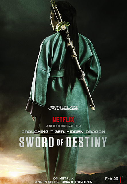 Poster Crouching Tiger Hidden Dragon: Sword Of Destiny