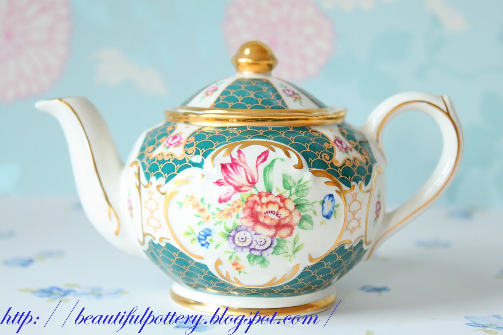 Beautiful Teapot Beautiful Pottery Heirloom Teapots Collection Made In