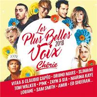 Baixar CD Les plus belles voix Chérie FM 2018 Torrent