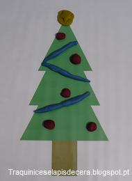 Natal - tapetes para plasticina