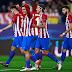 Atlético mantuvo paso perfecto
