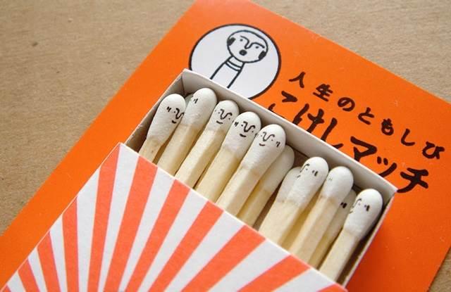 kokeshi match set