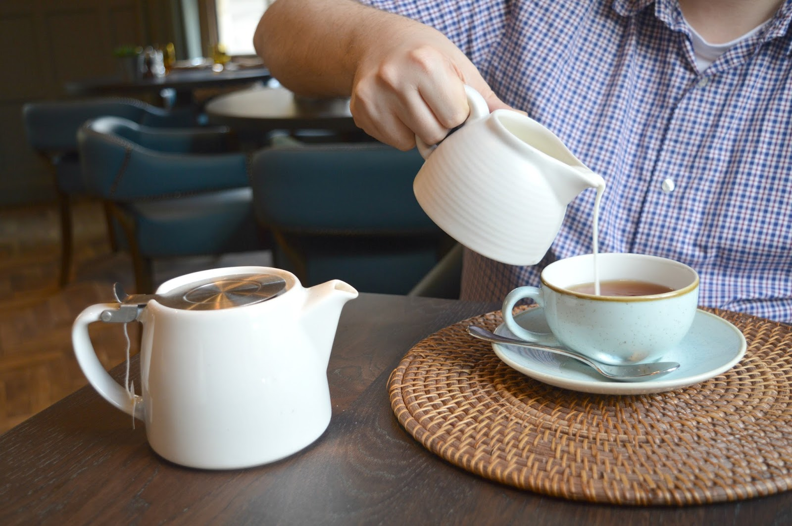 Afternoon Tea at The Painswick Hotel  - Tea