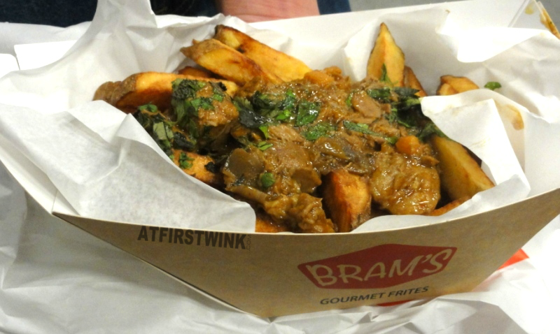 Review Bram's Gourmet Frites Pumpkin Veal