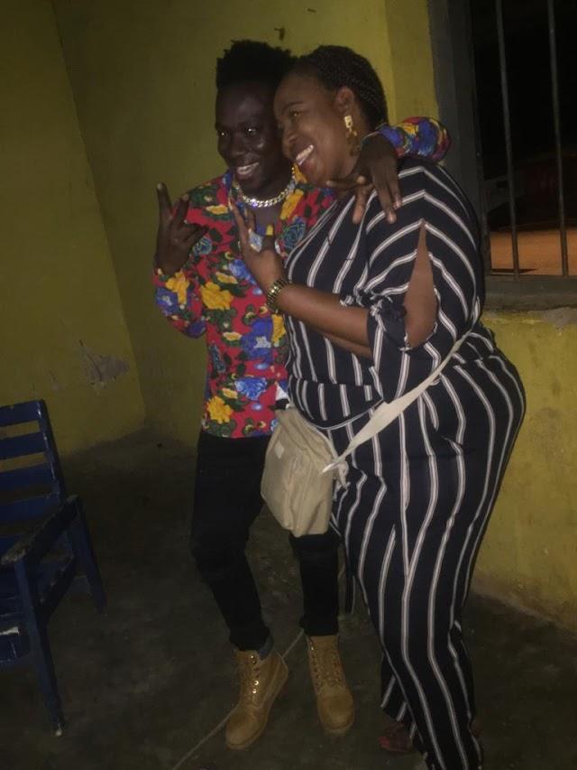 Sugar Mummy Flies Koo Ntakra For Dinner