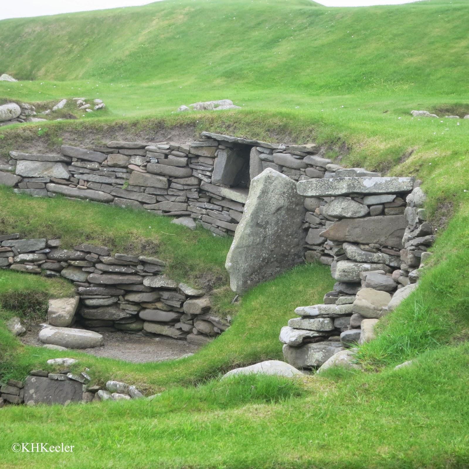 Jarlshof, Shetland