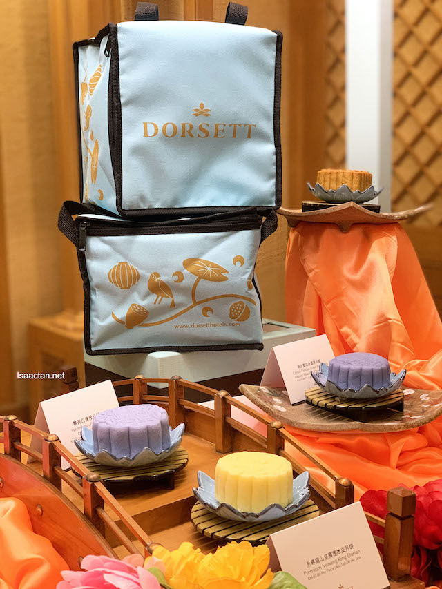 Mooncakes @ Dorsett Grand Subang