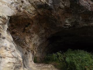 King's Cave barlangja