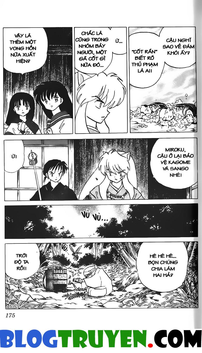 Inuyasha vol 24.10 trang 10