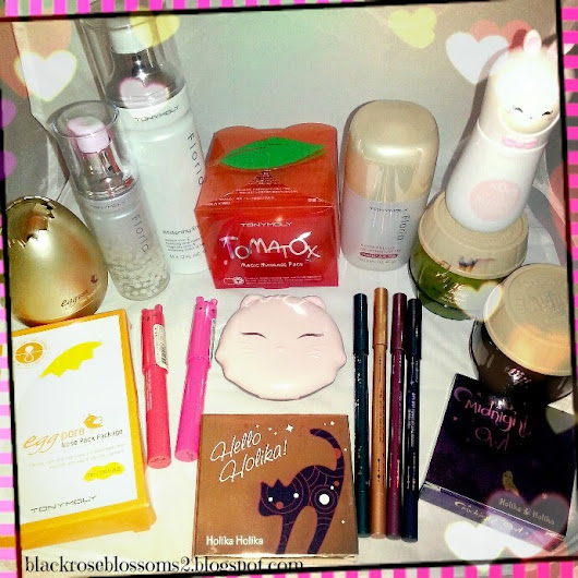 {Top Korean Beauty Brands} : ❤ Holika Holika ❤