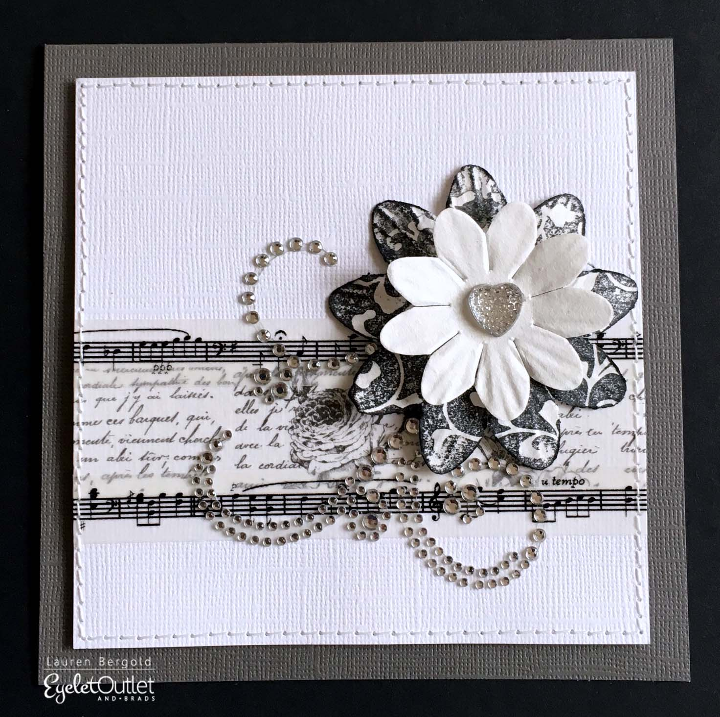 Eyelet Outlet Whats Black And White And Glam All Over